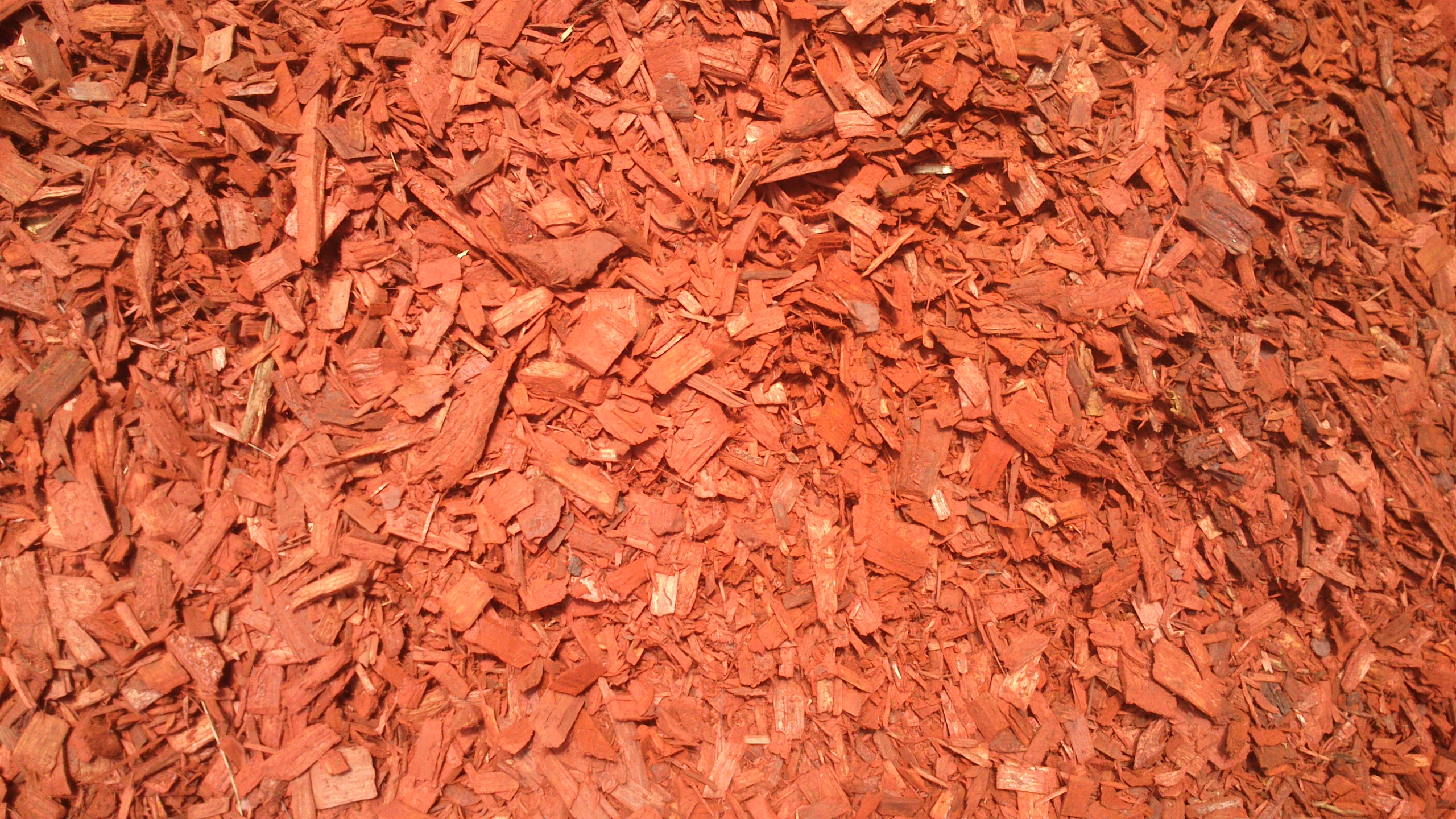 Redwood Bark Chips ~ Mulch